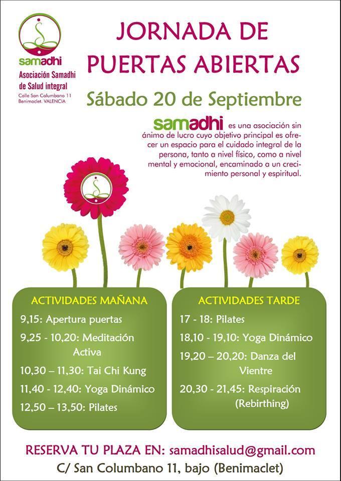 JORNADA DE PUERTAS ABIERTAS @ Valencia | Comunidad Valenciana | España