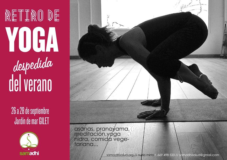 Retiro de Yoga  @ Jardín de Mar | Gilet | Comunidad Valenciana | España