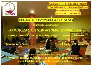 Concierto de Cuencos: Armonización Vibracional Energética @ Valencia   Comunidad Valenciana   España