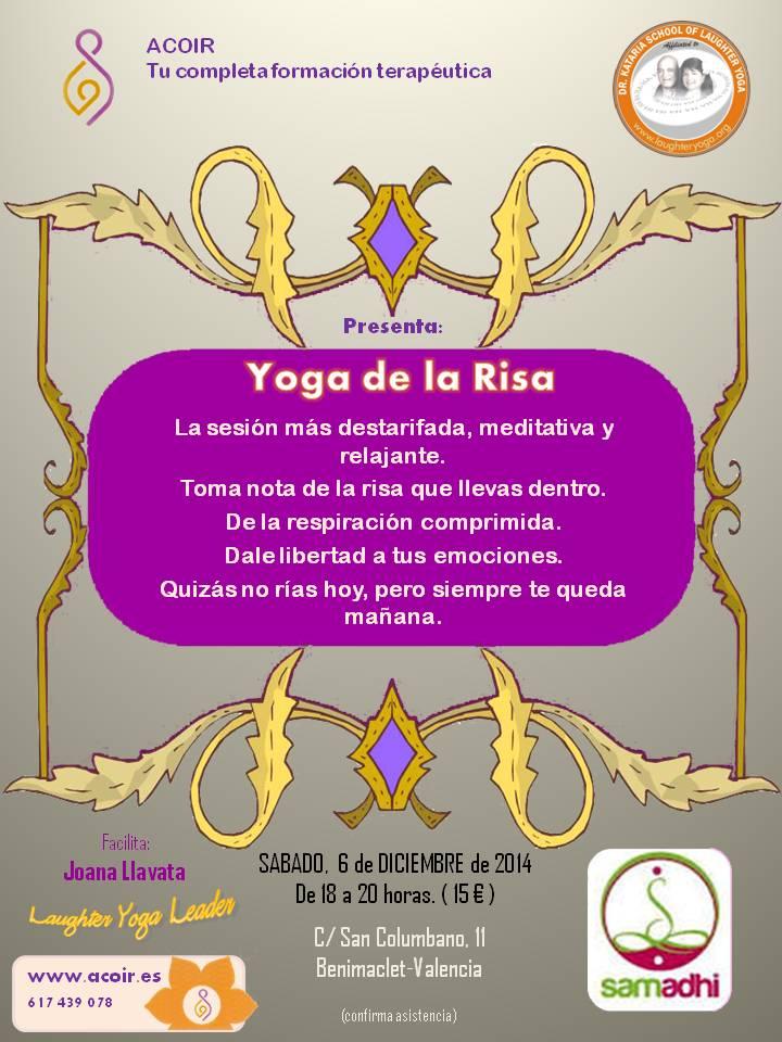 Yoga de la Risa @ Valencia | Comunidad Valenciana | España
