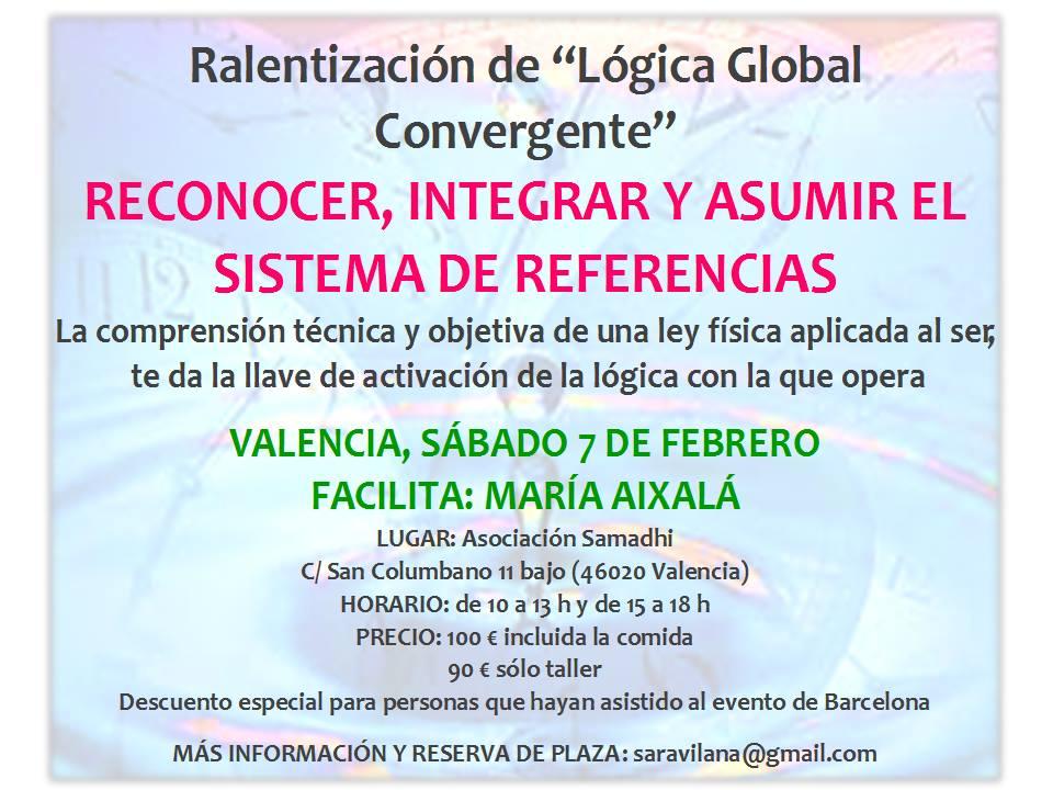 RECONOCER, INTEGRAR Y ASUMIR EL SISTEMA DE CREENCIAS  @ C/San Columbano 11 Valencia
